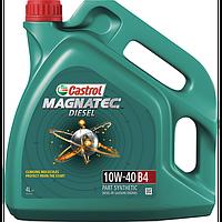 Масло моторное Castrol Magnatec Diesel 10W-40 B4 4л.