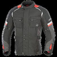 Мотокуртка Buse Breno черная/красная, S