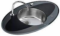 Кухонная мойка стекло TEKA I-Sink 95 DX (витрина)