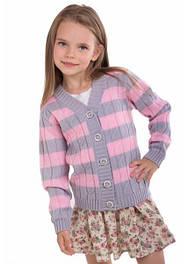 Вязаная одежда для девочек