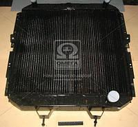 Радиатор водяного  охлаждения  КРАЗ 256-1301010-01  4-х рядный  ШААЗ