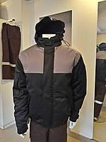 Куртка Титан (серая с черным) есть в наличии