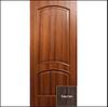 Двери шпонированные дуб Лаура глухие Омис