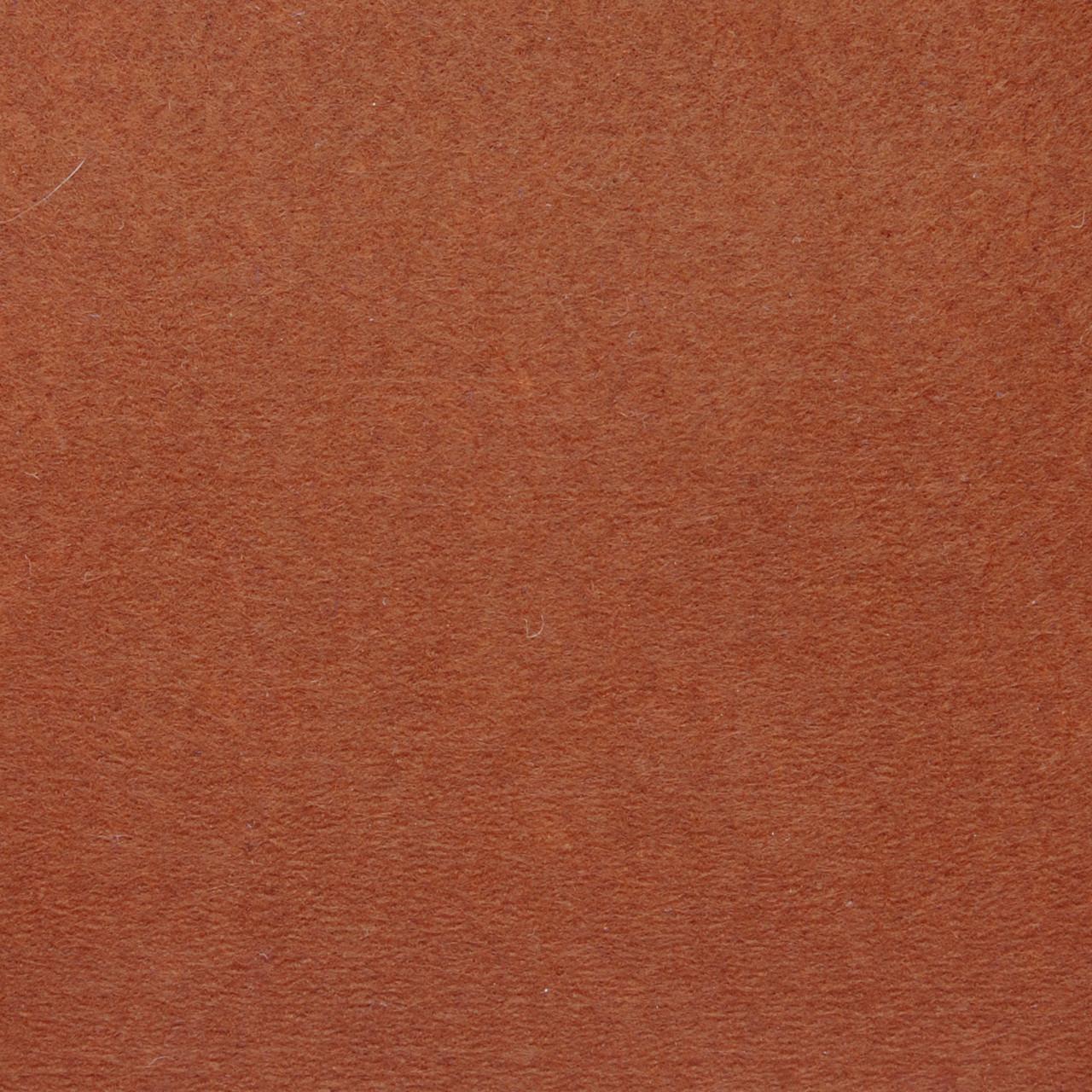 Фетр клеевой жесткий 1 мм, 20x30 см, КОРИЧНЕВЫЙ