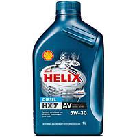 Масло моторное Shell Helix Diesel HX7 AV 5W-30 1л.