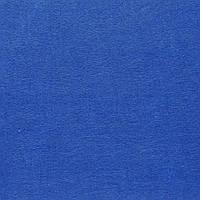 Фетр клеевой жесткий 1 мм, 20x30 см, СИНИЙ