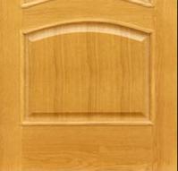 Двери межкомнатные шпонированные  Лаура со стеклом Омис ДНР(дуб натуральный тонированный)
