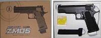 Детский металлический пистолет ZM05