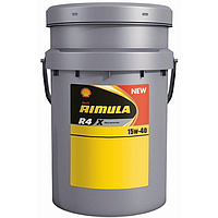 Масло моторное Shell Rimula R4 X 15W-40 20л.