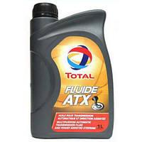 Масло трансмиссионное Total Fluide ATX 1л.