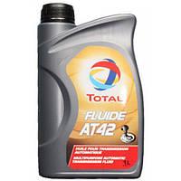Масло трансмиссионное Total Fluide AT42 1л.