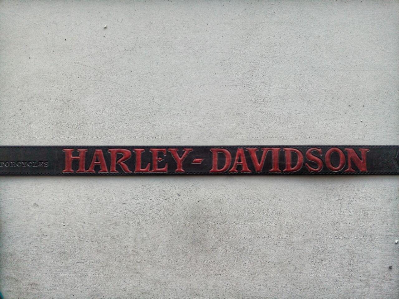 Пояс Harley Davidson под пряжку