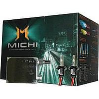 Комплект биксенонового света Michi 35W H4 Hi/Low, 9007(HB5) Hi/Low