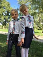 Дитячі вишиванки для Маші та Вані, м.Київ