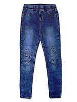 Лосины под джинс для девочек, размеры 6,8,10,12,14,16 лет, Seagull . арт. CSQ-1715