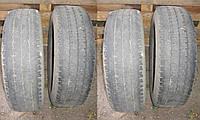 Покрышка (шина, резина) Michelin Agilis 81 б/у 225/75 R16C летняя (комплект 4 шт)
