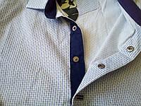 Детская рубашка для мальчика 13552 Турция