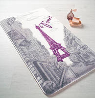 Набор ковриков для ванной Confetti 57х100+50х57 - Paris 01 purple