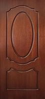 Двери межкомнатные шпонированные Оливия глухое Омис