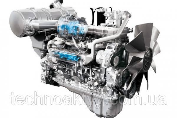 Двигатели Komatsu