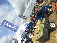 Выставочный павильон компании А-Трактор на Сорочинской ярмарке