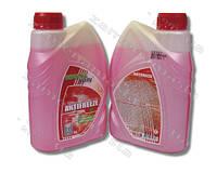 Антифриз Organic purity красный А-38, 1л