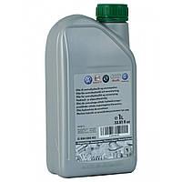 Масло для гидравлического усилителя руля зеленое VAG Power Steering Fluid, 1л.