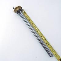 """ТЭН 300 Вт для алюминиевого радиатора, резьба G 1"""" (32,8 мм)"""