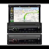 Автомагнитола Shuttle SDMN-7060 с GPS и лицензионной картой Navitel