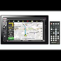 Мультимедийная система Shuttle SDUN-6950 Black/Multicolor с встроенным GPS и картой Навител
