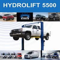 Автомобильный подъемник, 5.5 тонн, Hydrolift 5500