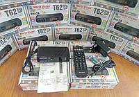 T62D WorldVision - тюнер приставка Т2  +wifi адаптер в комплекте, 32 канала, интернет сервисы