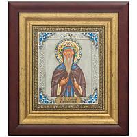 Икона Святой преподобный Елисей Лавришевский, фото 1