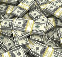 Картина-модульная (Фото-картина) Пачки долларов