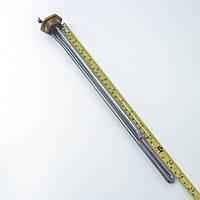 """ТЭН 1200 Вт для алюминиевого радиатора, резьба G 1"""" (32,8 мм)"""