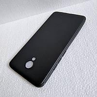 Матовый ТПУ чехол-бампер для Meizu M5 Note.