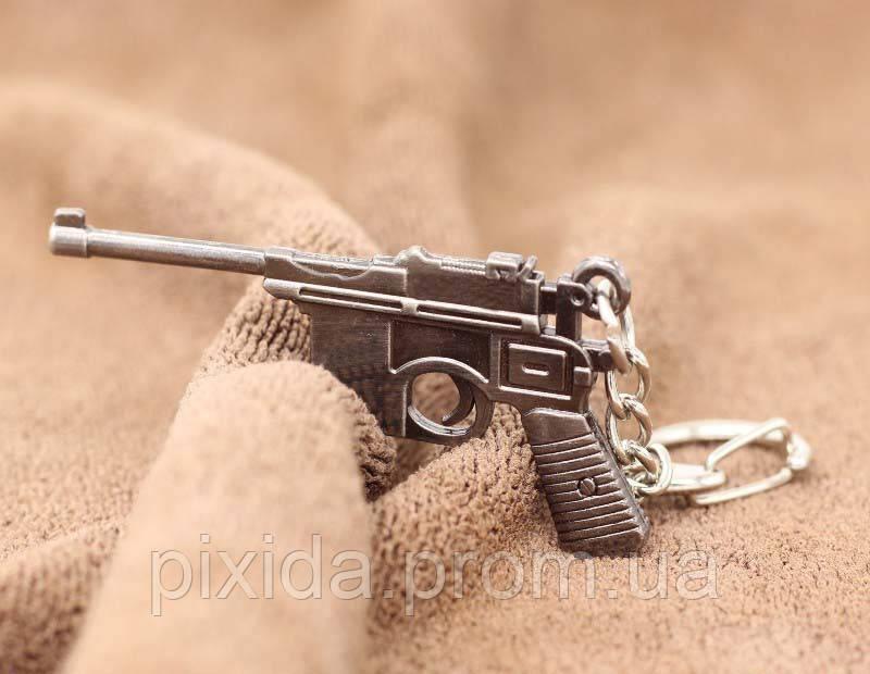 Брелок серия оружие  Маузер