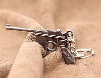 Брелок серия оружие  AK47 Цепочка снайпера M4A1 Модель 4