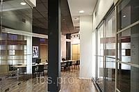 Современный дизайнерский ремонт офиса, фото 1