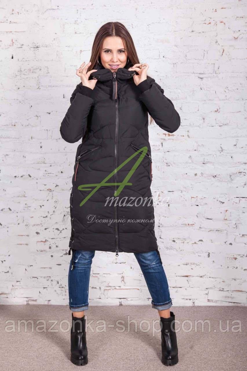 Женское пальто сезона зима 2017-2018 от производителя - (модель кт-8)