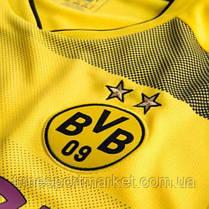 Футбольная форма Боруссия Дортмунд домашняя сезон 2017-2018 (Реплика), фото 3