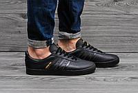 Черные мужские кроссовки адидас 350, черные кроссовки Adidas 350