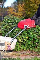 Зимняя муфта для коляски For KIDS на овчине