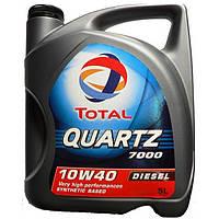 Масло моторное Total Quartz 7000 Diesel 10W-40 4л.