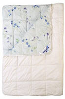 Шерстяное одеяло из овечьей шерсти  Billerbeck ЭКСТРА 0102-03/05 особо теплое, двухслойное одеяло (155х215) ●●●●●