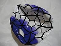 Мяч футбольный PREMIER LEAGUE Z FB-4910-V, фиолетовый-белый, фото 1