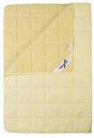 Шерстяное одеяло из овечьей шерсти Billerbeck ЛАМА 0109-10/05 теплое (155х215) ●●●●○