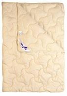 Шерстяное одеяло из овечьей шерсти Billerbeck НАТАЛИЯ 0104-22/05 легкое (155х215) ●○○○○