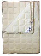 Шерстяное одеяло из овечьей шерсти Billerbeck ОЛИМПИЯ 4-СЕЗОНА 0109-02/01 особо теплое (140х205) ●●●●●