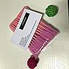 Силиконовые расчёски (розовые) 50шт в уп.